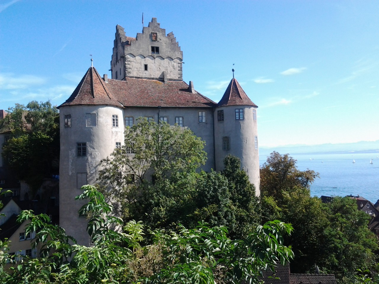 Castle of Meersburg