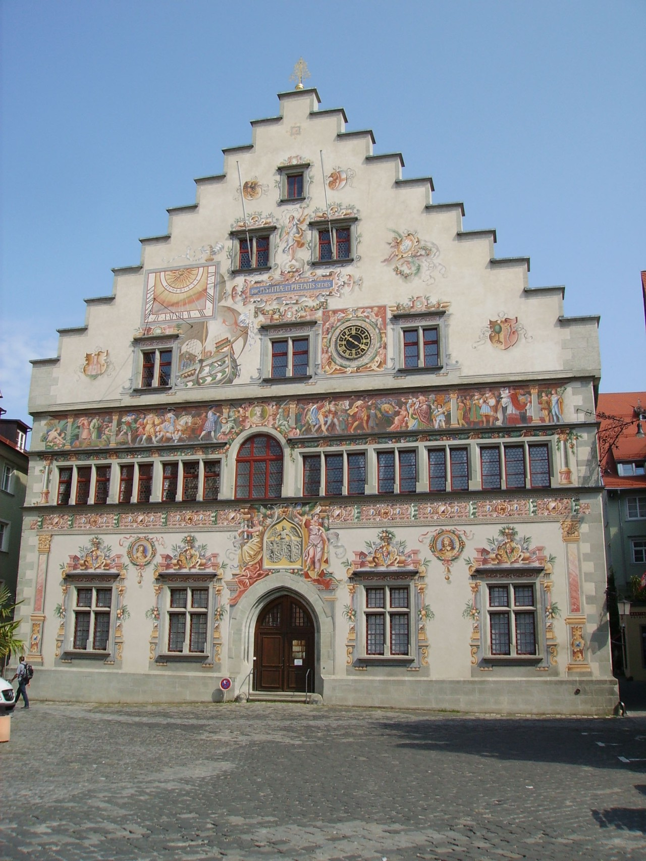 Town Hall of Lindau
