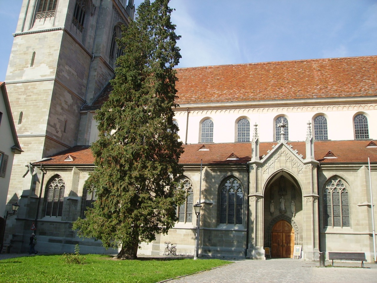 The minster in Constance,southside